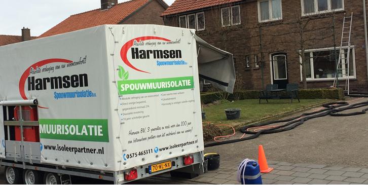 Harmsen_Spouwmuurisolatie